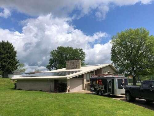 SOLAR ON HOME - Ohio solar